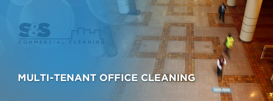 Multi-Tenant Office Cleaning